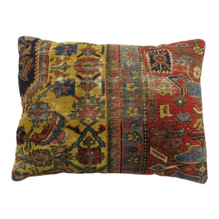 Mahal Rug Pillow For Sale