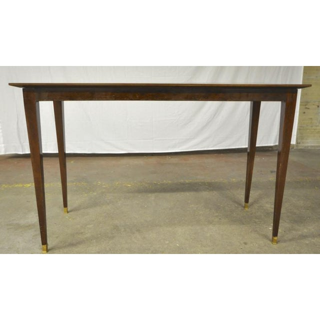 Pure Rosewood Console Table For Sale - Image 4 of 5