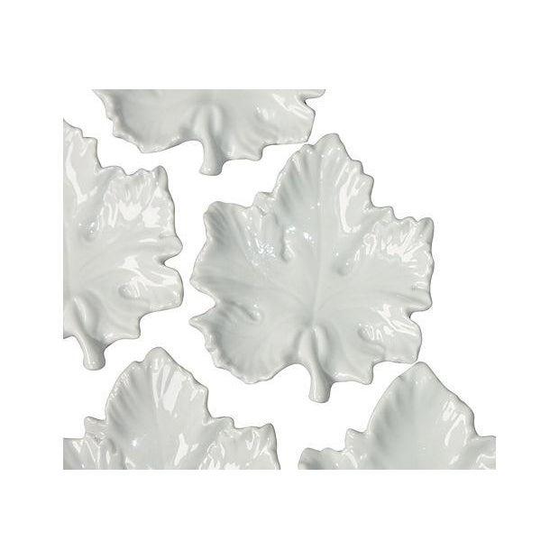 Italian Maple Leaf Tea Bag Holders- Set of 6 - Image 2 of 3