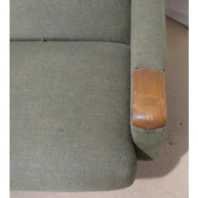 Mid-Century Modern Mid-Century Modern Danish Sofa For Sale - Image 3 of 8