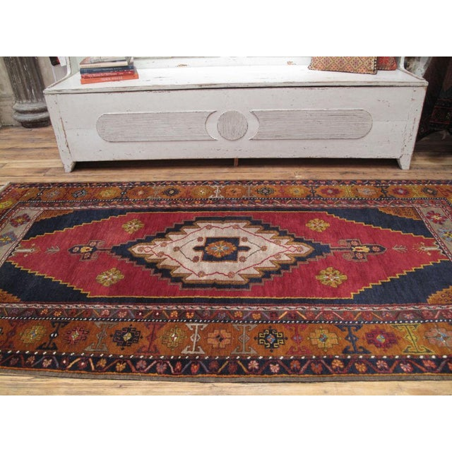 Tribal Yahyali Rug For Sale - Image 3 of 6
