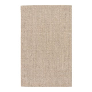 Jaipur Living Daytona Natural Cream/ Gray Area Rug - 2′ × 3′ For Sale