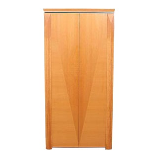 Italian Midcentury Modern Wardrobe For Sale