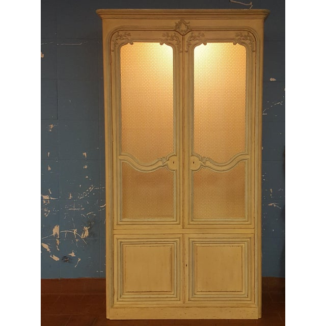 Baker French Provincial China Cabinet - Image 2 of 11
