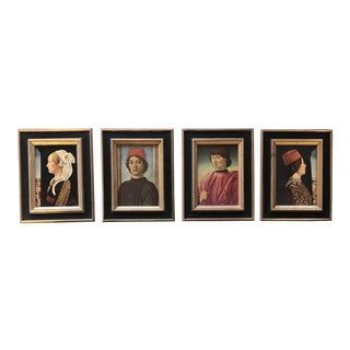 Gallery Wall Collection 4 Classical Mid Century Turner Mfg Company Prints For Sale