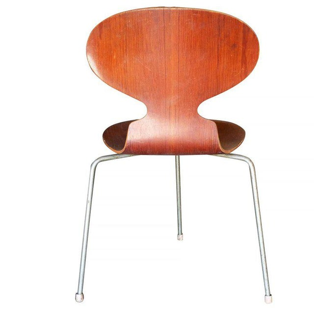 """Arne Jacobsen """"Ant"""" Side Chairs, Set of Four - Image 7 of 7"""