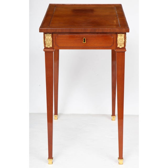 Louis XVI Writing Table For Sale - Image 10 of 11