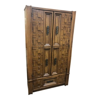 Brutalist Mosaic Wardrobe For Sale