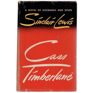 """Cass Timberlane"" by Sinclair Lewis For Sale"