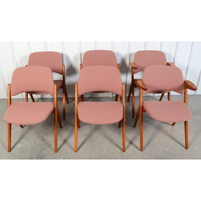 Bengt Ruda for Nordiska Kompaniets Triva Dining Chairs - Set of 6 For Sale In Washington DC - Image 6 of 6