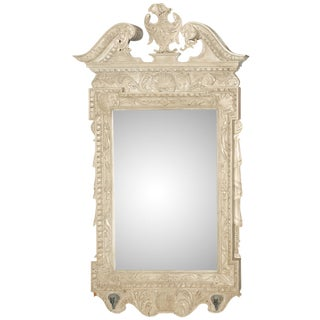 Early 20th Century Reproduction Georgian Mirror For Sale