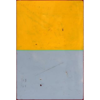 "Original Modern Minimalist Acrylic and Resin Artwork by Ricky Hunt ""Concord 32"" For Sale"