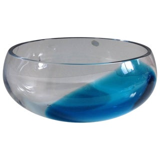 Bohemia Crystal Bowl For Sale