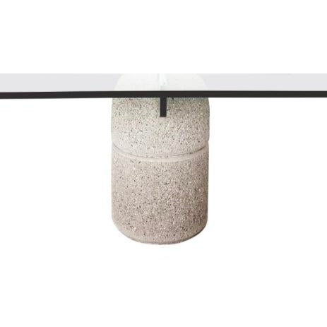 Metal 1980s Italian Giovanni Offredi Saporiti Dining Table For Sale - Image 7 of 8