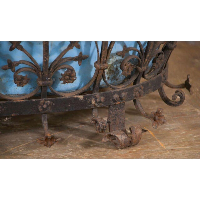 Late 18th Century Large Robust Italian Jardinière For Sale - Image 5 of 7