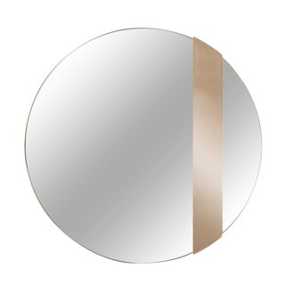 Titian Rose Gold Mirror
