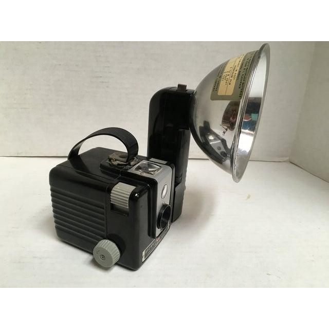 Kodak Hawkeye Brownie Camera With Flash For Sale In Dallas - Image 6 of 10