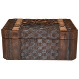 Image of 19th Century Black Forest Dresser Box For Sale