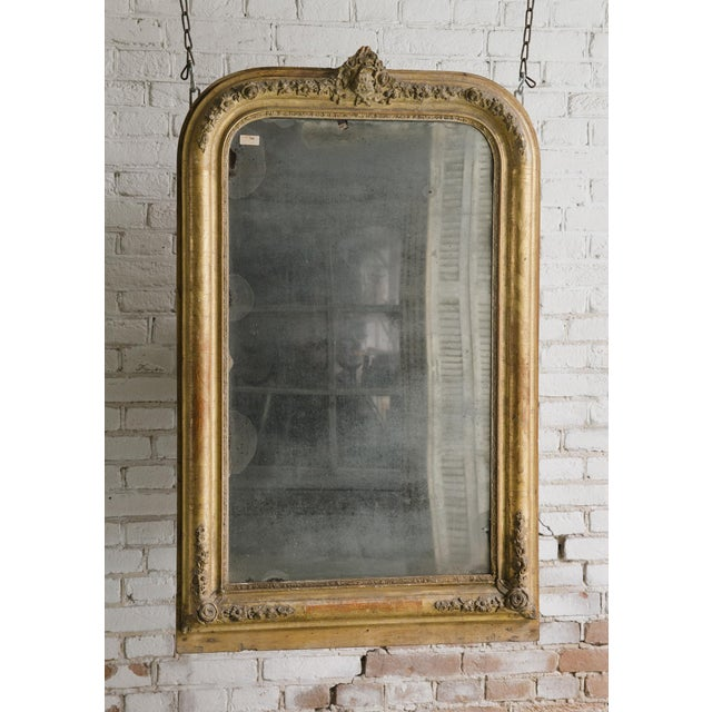 19th Century Provincial Mirror For Sale - Image 12 of 13