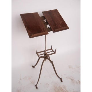Original Early 20th Century Dictionary Stand Preview