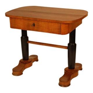 Biedermeier Work Table For Sale