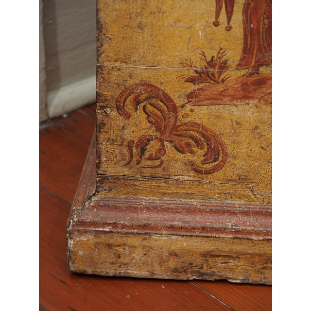 Small, Early 19th Century Painted Table For Sale - Image 4 of 8