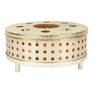 1970s Copper Tealight Heater, Germany For Sale