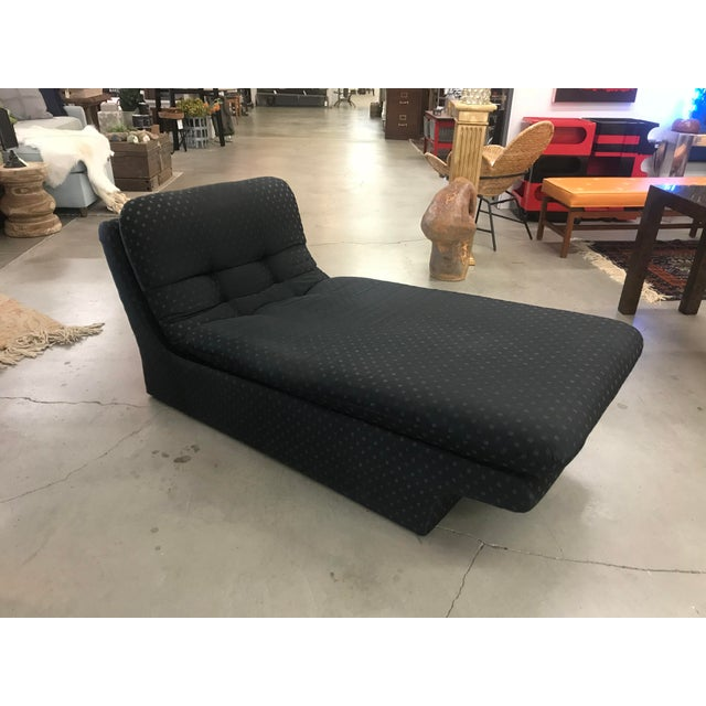 1970s 1970s Vladimir Kagan Chaise Lounge For Sale - Image 5 of 6
