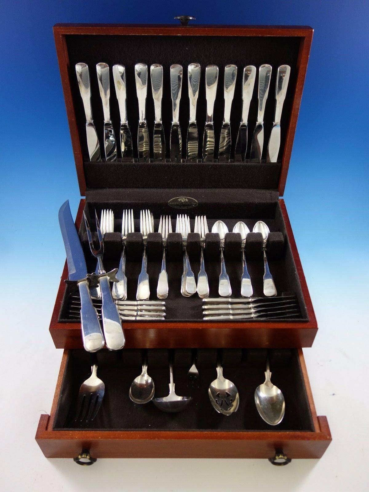 """Eighteen Ten 1810 by International Sterling Silver Regular Fork 7 1//4/"""" New"""