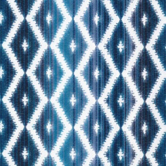 Transitional Scalamandre Diamantina Fabric Sample For Sale - Image 3 of 3