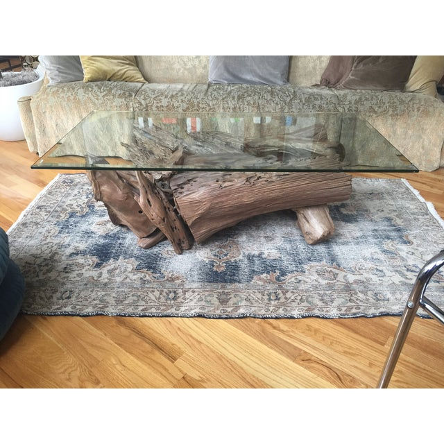 Driftwood Coffee Table - Image 2 of 4