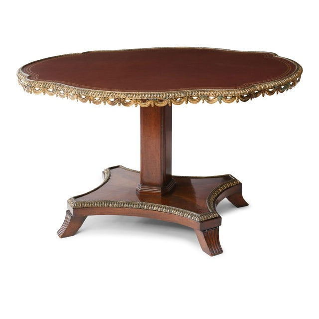 English Regency Center Table For Sale - Image 13 of 13