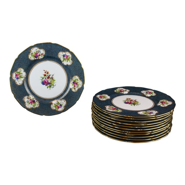 Royal Doulton Plates - Service for 12 For Sale