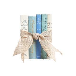 Vintage Book Gift Set: Nautical Mix - Set of 5
