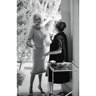 Marilyn Monroe Photograph in a Suit by Lawrence Schiller, 19/75 For Sale
