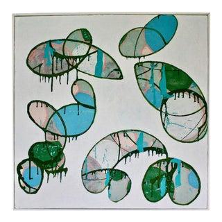 Ellen Schuster Springtime Original Painting For Sale