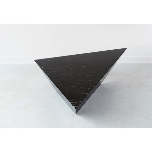 Mid-Century Modern Geometric Coffee Table For Sale - Image 3 of 6