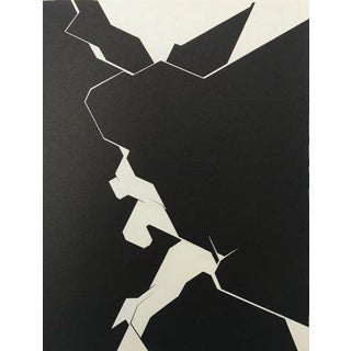 1974 Derriere Le Miroir Pablo Palazuelo Lithograph DM02207 For Sale