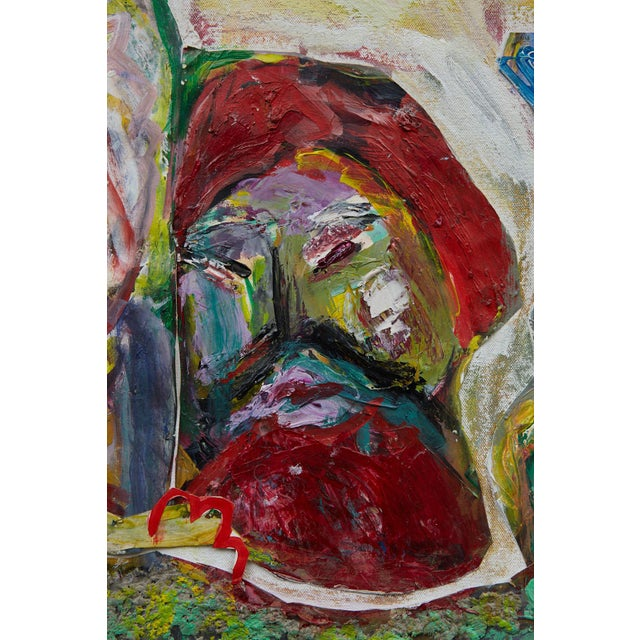 Wyona Diskin, Elephant Painting For Sale In New York - Image 6 of 12