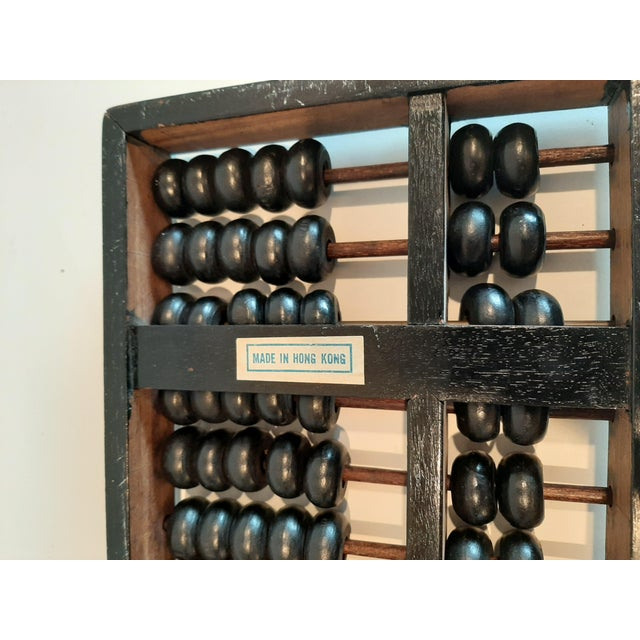 Chinoiserie Vintage Chinese Abacus For Sale - Image 3 of 5