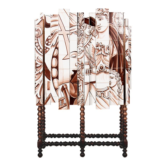 D. Heritage Cabinet From Covet Paris For Sale