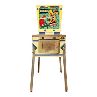 1968 Gottlieb Domino Pinball Machine