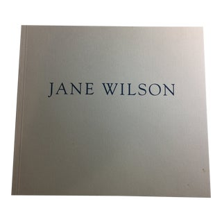 Jane Wilson 1995 Fischbach Gallery Book