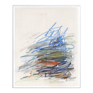 """Blue Notes #13"" Unframed Print For Sale"