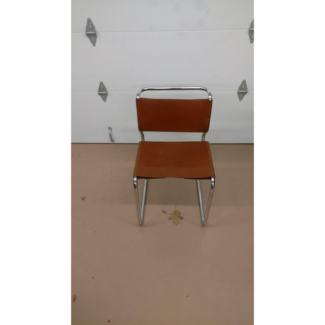 Nicos Zagraphos Chairs - A Pair - Image 10 of 11