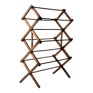 Antique Drying Rack For Sale