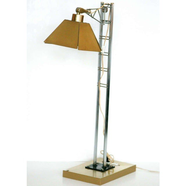 "1970s Curtis Jere ""Jacob's Ladder"" Table Lamp For Sale - Image 5 of 8"