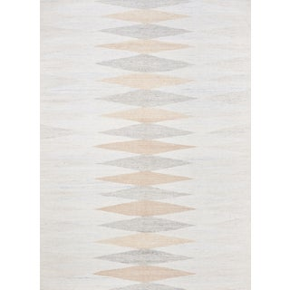 Schumacher Avesta Area Rug in Hand-Woven Wool, Patterson Flynn Martin For Sale
