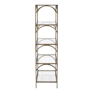 Kenneth Ludwig Chicago Palladio Square Shelf Etagere For Sale