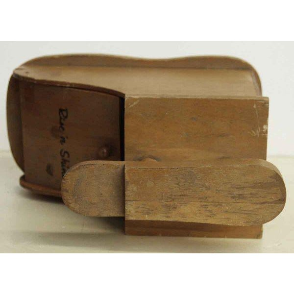 Olde Wood Rise N Shine Shoe Stand - Image 5 of 8
